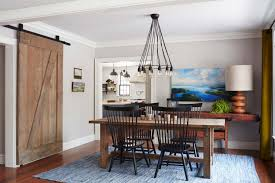 North Shore Dining Room by Exquisite Farmhouse Style Home In North Shore Massachusetts