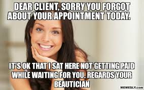 Therapist Meme - the 9 types of beauty therapist which one are you