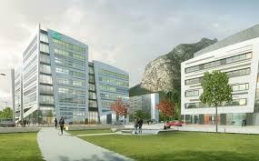 siege du credit lyonnais eiffage construction construit le nouveau siège social du crédit