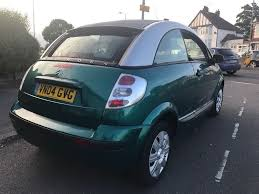 citroen c3 pluriel 2004 manual convertible in feltham london
