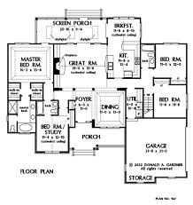 dual master suite house plans small home plan of the week houseplansblog dongardner com
