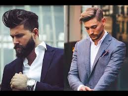 gentlemens hair styles gentlemen haircuts men s new classy hairstyles 2018 youtube