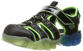 skechers red light up shoes skechers shoes sale online skechers boys super lights sandals