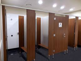 Commercial Restroom Partitions 3000 Series Toilet And Shower Partitions Pedestal Mounted