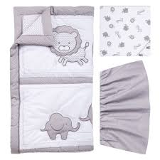 Safari Nursery Bedding Sets by Neutral Safari Baby Bedding