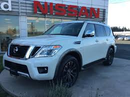nissan armada rear nissan armada for sale in campbell river british columbia