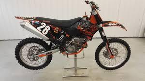ktm 250 sx f 250 cm 2007 laukaa motorcycle nettimoto
