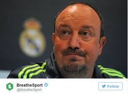 rafa benitez sacked memes twitter reaction