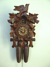 How To Wind A Cuckoo Clock Anton Schneider 8 Day 1 Wind Bird And Leaf 8t 90 9 The