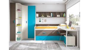 lit gigogne avec bureau chambre garçon avec lit gigogne et bureau design glicerio so nuit