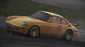 porsche ruf yellowbird old vs new car pack now available in project cars