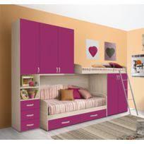 chambre fille chambre enfant complète achat chambre enfant complète pas cher