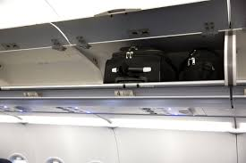 carry on size united schumer worried more airlines will charge to use overhead bins ny