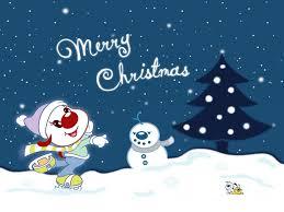 cute cartoon christmas wallpaper 11186 hd wallpapers in