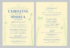 wedding invitations rochester ny custom card design rochester ny abbydora design