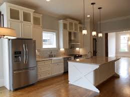 kitchen country kitchen design with upper cabinet glass doors