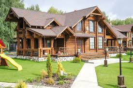 prices and styles of handmade log cabins and saunas by teremki russia
