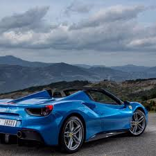 ferrari 488 wallpaper convertible blue ferrari 488 4k wallpaper free 4k wallpaper