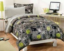 teen boy bedding ebay