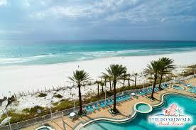 luxury condominium rentals panama city beach boardwalk beach resort