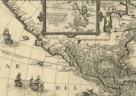 Map Of Colonial America by Maps Of Early Colonial America 1600s