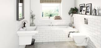 8 reasons why a monochrome bathrooms work victoriaplum com verso bathroom suite
