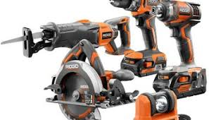 home depot black friday deals riobi tools deal of the day ryobi 18v 5pc cordless combo kit for 135 12 3 15