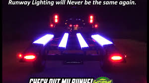 led boat trailer lights gatorbak premium clear bunk covers with red led light strips youtube