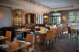 Italian Design Furniture Los Angeles Culina A Modern Los Angeles Italian Restaurant At Beverly Hillsculina