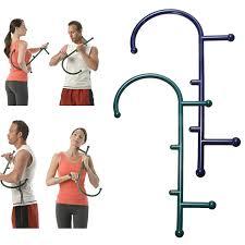back hook new back hook massager neck self pressure stick trigger