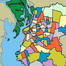 city map of brazil porto alegre city neighborhood map brazil