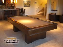 olhausen york pool table olhausen york room setting 1