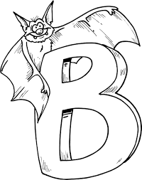 6 creative letter b coloring pages ngbasic com