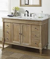 Bathroom Vanities For Less by Buy Fairmont Designs 142 V48 Vanities In Weathered Oak Finish For