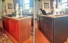 painting kitchen island before and after kitchen cabinet painting large size of kitchen