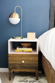 Pine Changing Table by Nightstand Appealing Tarva Bedside Table Pine Inch Wide