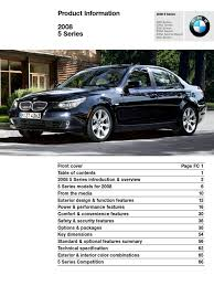 100 2008 bmw 550i sedan owners manual 2008 bmw 3 series