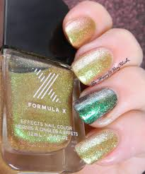 sephora formula x the ombré glitters swatches review be happy