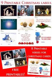 free christmas gift tags and christmas card printables creative