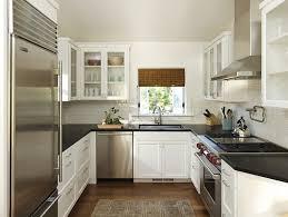 Small U Shaped Kitchen Floor Plans Kitchen Luxury Kitchen Design Kitchen Cabinet Remodel Ideas U