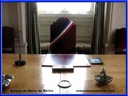bureau maire de l hotel de ville de reims 51100