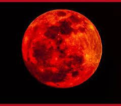 the blood moon is coming again what does this