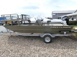 2016 crestliner 1800 arrow with a 80hp mercury jet for sale in