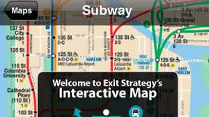 Map Of Nyc Subway System by Exit Strategy Nyc Review Travel Channel