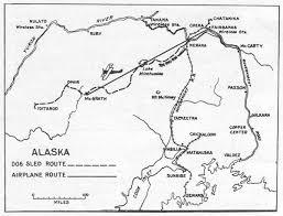 Tanana Alaska Map by Eaa Vintage Aircraft Association U2014 Outstanding Flights Blazing
