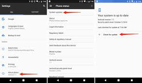 update android os how to install an os update on the pixel pixel xl cnet