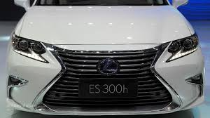 lexus es 350 reviews 2008 2016 lexus es facelift is full of self esteem at auto shanghai