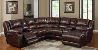 Sectional Sofas Brown Magnificent Brown Leather Sectional Sofa Brown Leather Sectional