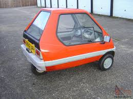 rare cars 50cc very rare car only approx 50 produced in 1983 1984 microcar