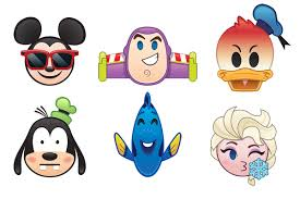 margarita emoji disney creates game with emojis based on its characters theme